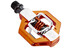 Crankbrothers Candy 2 Pedal orange